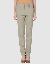 Dinou By Joaquim Jofre' Casual Pants Light Grey