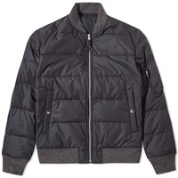 Nanamica Reversible Na 1 Down Jacket Black
