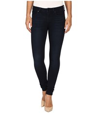 Liverpool Abby Skinny Jeans In Clemmons Super Dark Clemmons Super Dark Women's Jeans Black