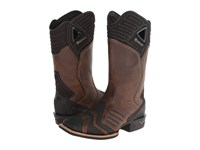 Ariat Catalyst Vx Wide Square Toe Distressed Brown Cowboy Boots