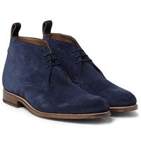 Grenson Marcus Suede Chukka Boots