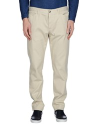 Marina Yachting Trousers Casual Trousers Men Beige