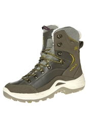 Lowa Renegade Ice Gtx Winter Boots Stein Gold Stone