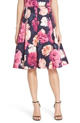 Women's Eliza J Floral Print Ball Skirt