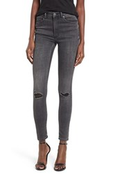 Cheap Monday Women's Second Skin High Rise Skinny Jeans