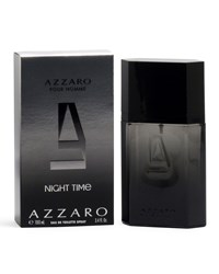 Azzaro Pour Homme Night Time Eau De Toilette 3.4 Fl. Oz.