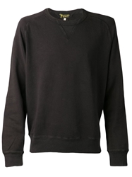 Levi's Vintage Clothing '1950'S' Crew Neck Sweatshirt Black
