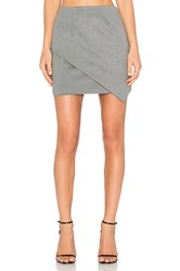 Finders Keepers For Now Skirt Gray