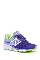 New Balance 3190V2 Running Sneaker Wide Width Available Purple