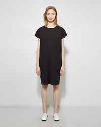 Jil Sander Seamed Tee Dress Black