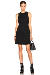 3.1 Phillip Lim A Line Dress With Frayed Armholes In Gray