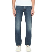 Paul Smith Regular Fit Straight Jeans Mid Wash