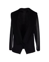 Fabrizio Lenzi Suits And Jackets Blazers Women Black