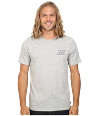 Nike Sb Tonal Tee Dark Grey Heather Dark Grey Heather Men's T Shirt Gray