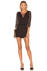 Bb Dakota Jack By Mendel Romper Black
