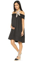 Hatch The Audrey Dress Black