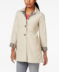 Barbour Derby Mac Water Resistant Reversible Raincoat
