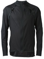 Y 3 Zipped Softshell Black