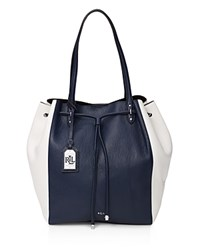 Lauren Ralph Lauren Large Oxford Tote