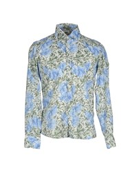 Altea Shirts Shirts Men Sky Blue