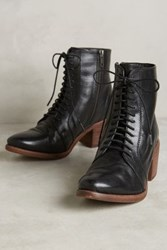 Anthropologie Millennial Goodwin Ankle Boots Black