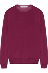 Stella Mccartney Wool Sweater Plum