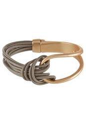 Sweet Deluxe Selma Bracelet Goldcoloured Taupe
