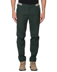 Kolor Trousers Casual Trousers Men Dark Green