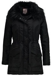 Anna Field Stephanie Winter Coat Black