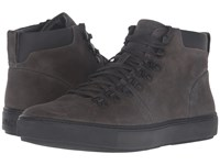 Vince Lancer Heather Carbon Black Men's Shoes Brown
