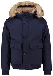 Timberland Scar Ridge Snorkel Down Jacket Dark Sapphire Dark Blue