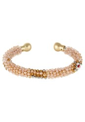 Sweet Deluxe Vita Bracelet Goldcoloured Rose Multi Rose Gold