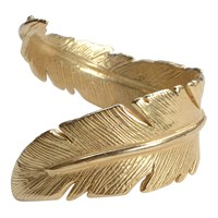 Nighthawk Jewelry Fly Right Feather Cuff Bracelet Multi