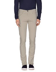 Siviglia Trousers Casual Trousers Men Beige