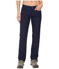 Kuhl Radikl Pants Indigo Women's Casual Pants Blue