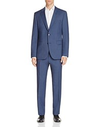 Hugo Jeffrey Simmons Slim Fit Suit Blue