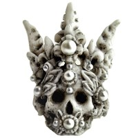 Macabre Gadgets Coral Crown Ring