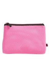 Steph And Co. 'Pink Large' Cosmetics Case Nordstrom Exclusive
