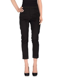 Pt01 Trousers Casual Trousers Women Cocoa