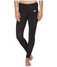 Adidas Sequencials Climaheat Long Tights Black Black Women's Workout