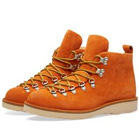 Fracap M120 Natural Vibram Sole Scarponcino Boot Orange
