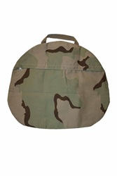Vintage Army Desert Camouflage Canvas Bag By Vintagemensgoods