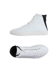Royal Republiq Footwear High Tops And Trainers Men White