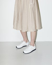 Comme Des Garcons Spalwart Sneakers White