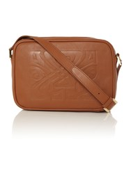 Biba Frances Crossbody Bag Tan