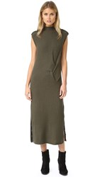 Rag And Bone Dale Dress Army