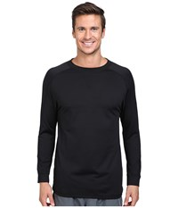 686 Frontier Base Layer Top Black Men's Clothing