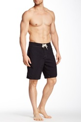 Tommy Bahama Fiji Ferns Reversible Swim Short Black