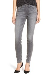 Madewell Women's 'High Riser' Skinny Jeans Shaw Wash