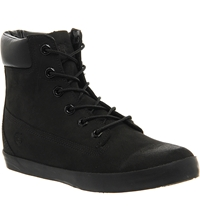 Timberland Earthkeepers Glastenbury Internal Wedge Boot Black